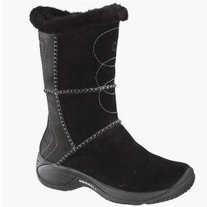 Merrill Encore Peak Boots, Size 9